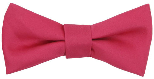 Raspberry Boys Bow Tie - Childrenswear