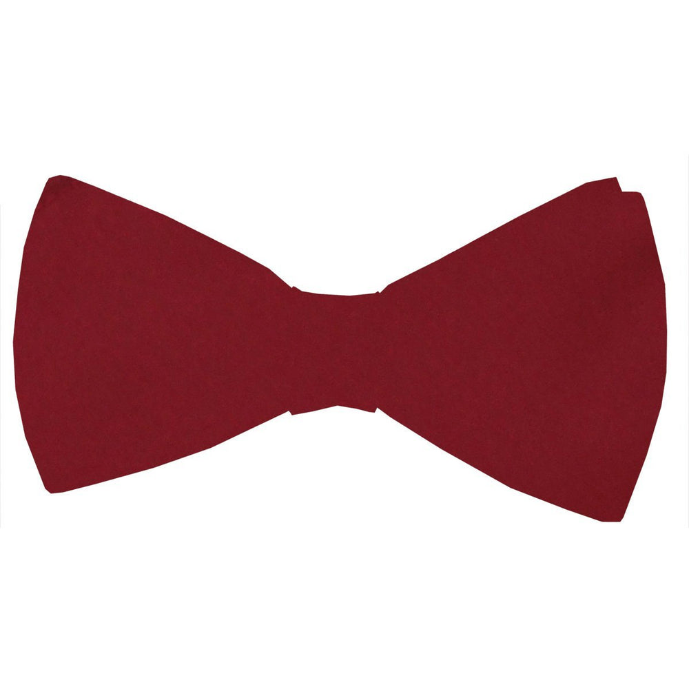 Redcurrant Bow Tie - Wedding