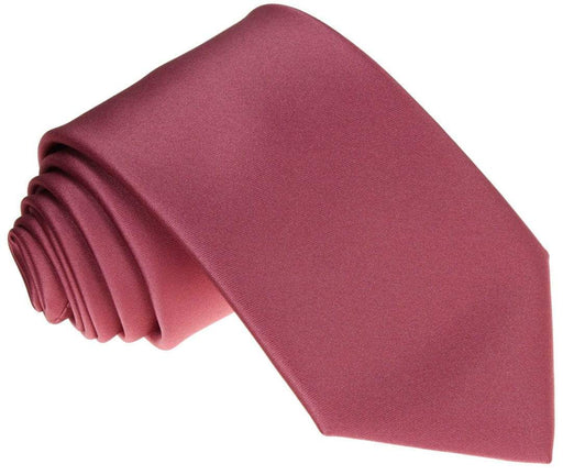 Rhubarb Wedding Tie - Wedding
