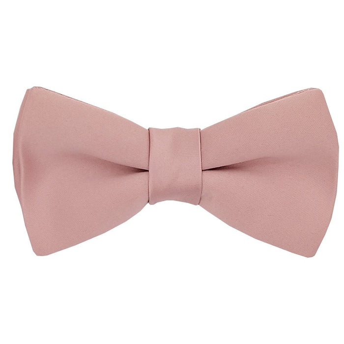 Rose Gold Boys Bow Tie - Childrenswear