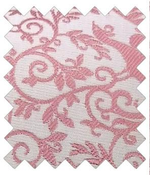 Rose Peacock Wedding Swatch - Swatch