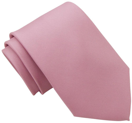 Rose Twill Wedding Tie - Wedding