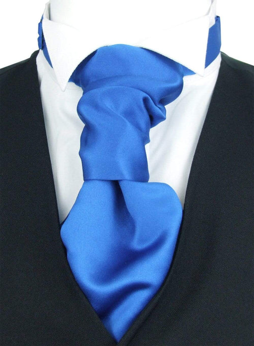 Royal Pre-Tied Wedding Cravat - Wedding
