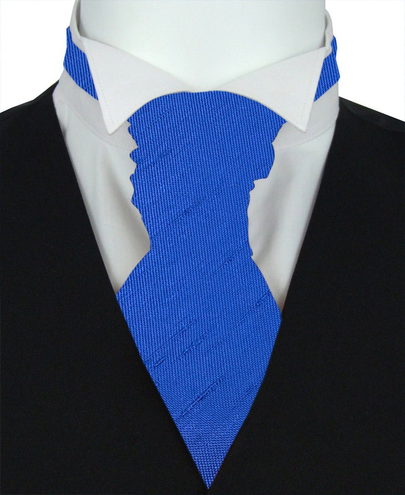 Royal Shantung Pre-Tied Boys Wedding Cravat - Wedding