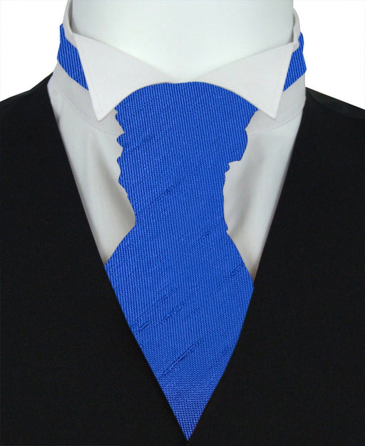 Royal Shantung Pre-Tied Wedding Cravat - Wedding