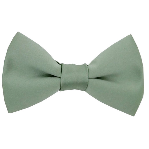 Sage Boys Bow Tie - Childrenswear