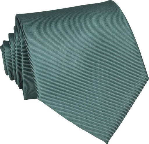 Sage Twill Wedding Tie - Wedding