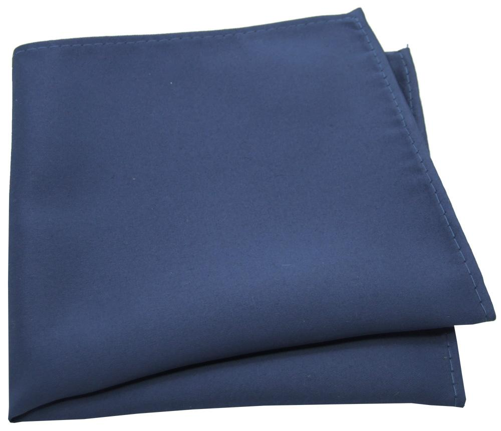 Sapphire Blue Pocket Square - Wedding