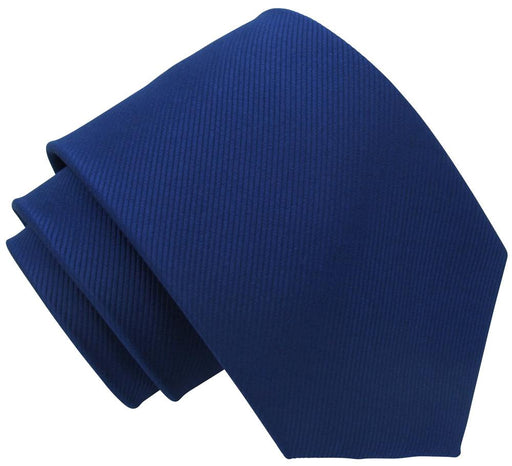 Sapphire Silk Wedding Tie - Wedding