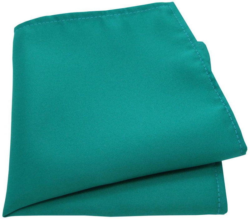 Sea Green Pocket Square - Wedding