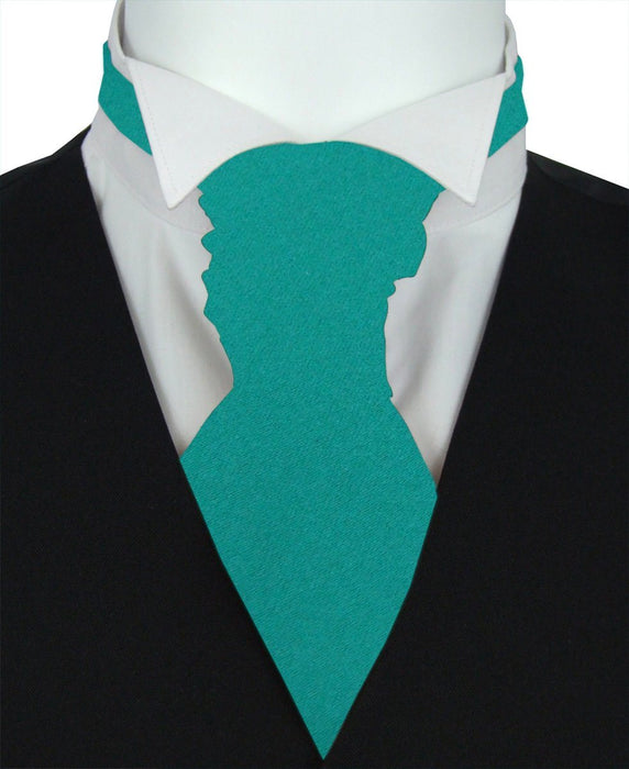 Sea Green Wedding Cravats - Wedding