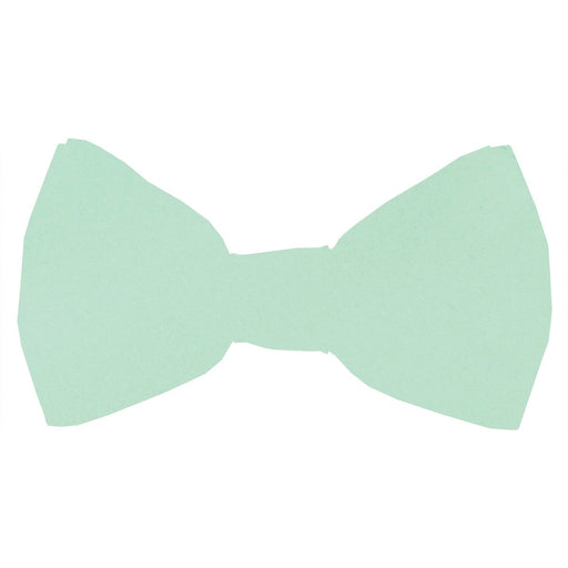 Seafoam Green Boys Bow Tie - Childrenswear