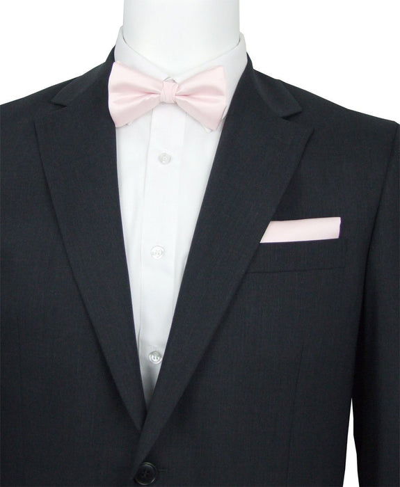 Shell Pink Bow Tie - Wedding