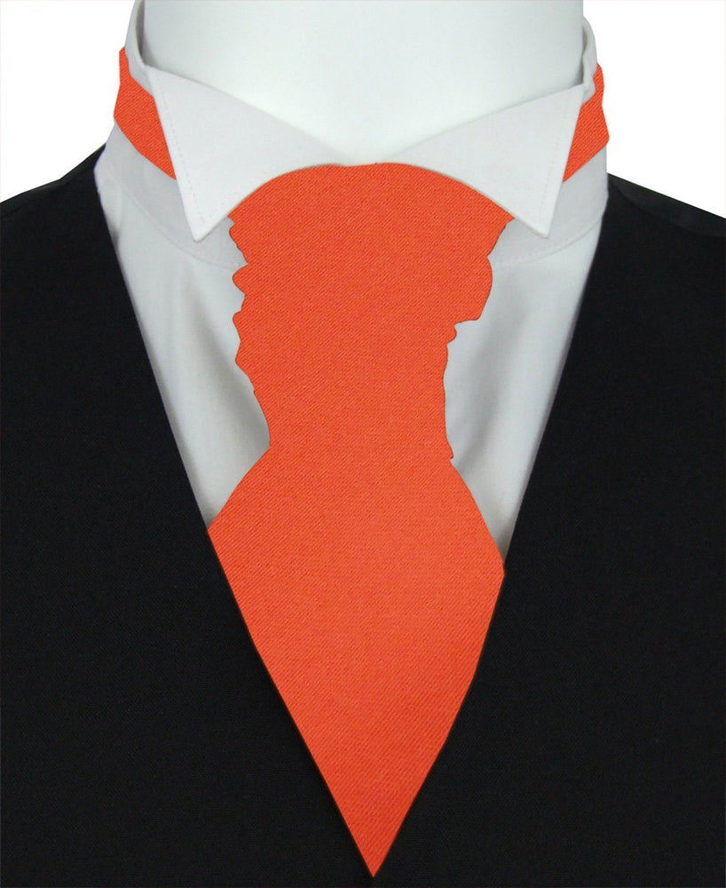 Sienna Boys Pre-Tied Wedding Cravat - Childrenswear