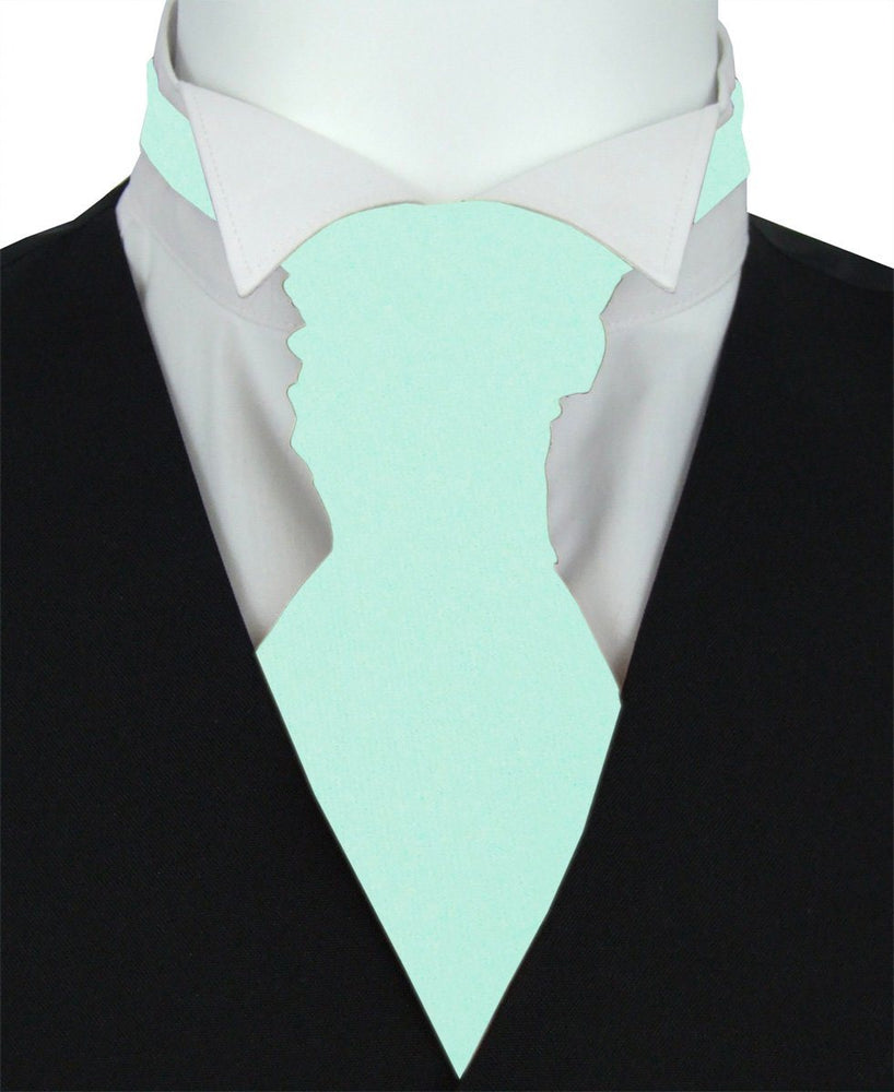 Spa Boys Pre-Tied Wedding Cravat - Childrenswear