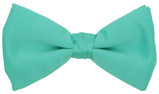 Spearmint Bow Tie - Wedding