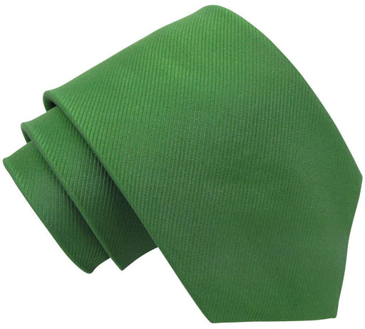 Spring Green Silk Wedding Tie - Wedding