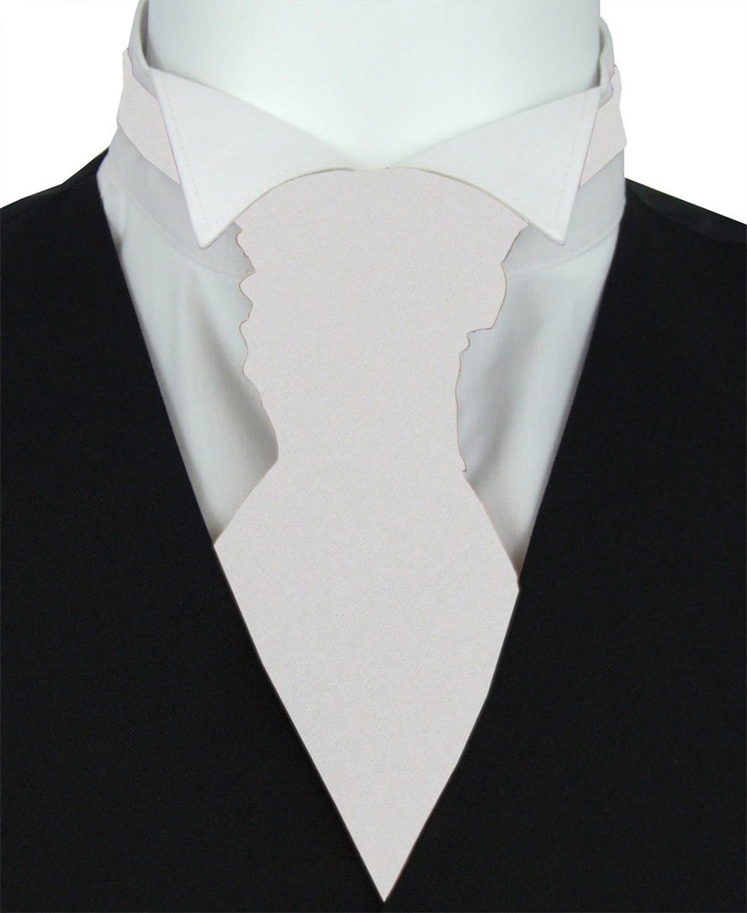 Starlight Boys Pre-Tied Wedding Cravat - Childrenswear