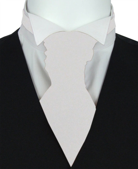 Starlight Pre-Tied Wedding Cravat - Wedding