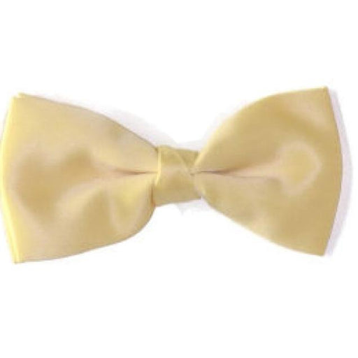 Straw Bow Tie - Wedding