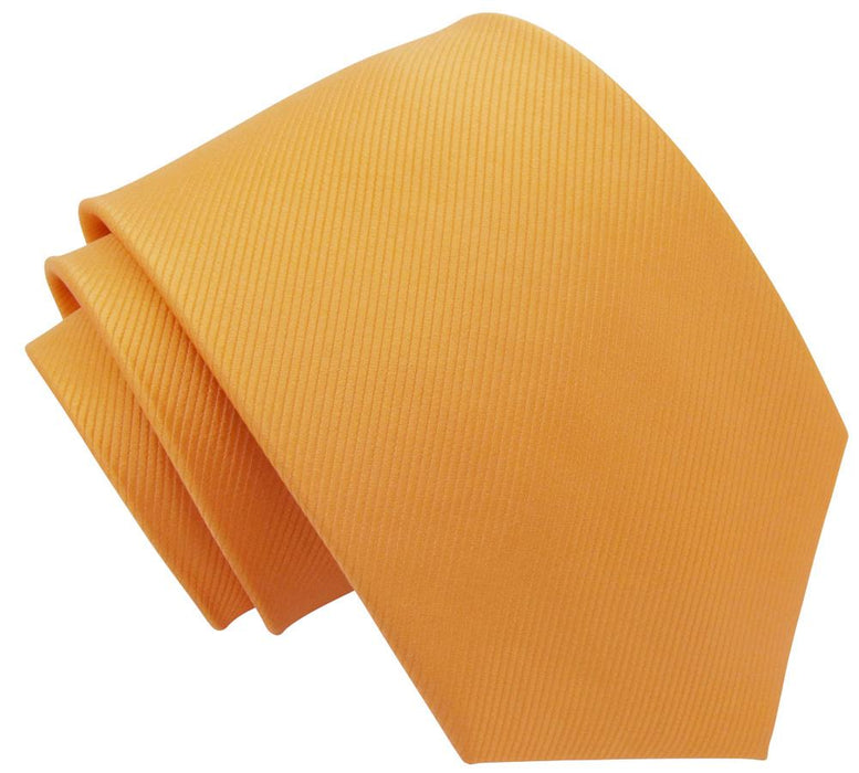 Sunflower Gold Silk Wedding Tie - Wedding