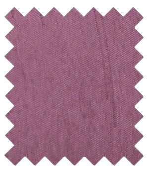 Amethyst Shantung Wedding Swatch