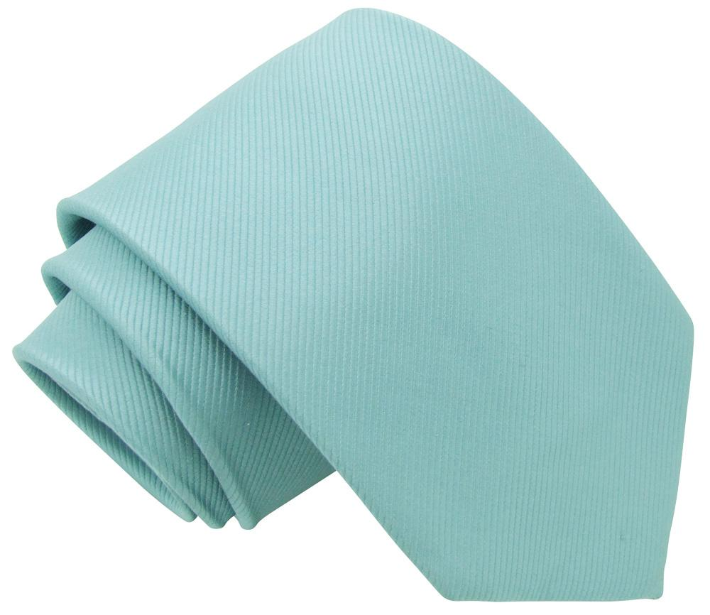 Tiffany Blue Silk Wedding Tie - Wedding