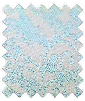 Turquoise Peacock Wedding Swatch - Swatch