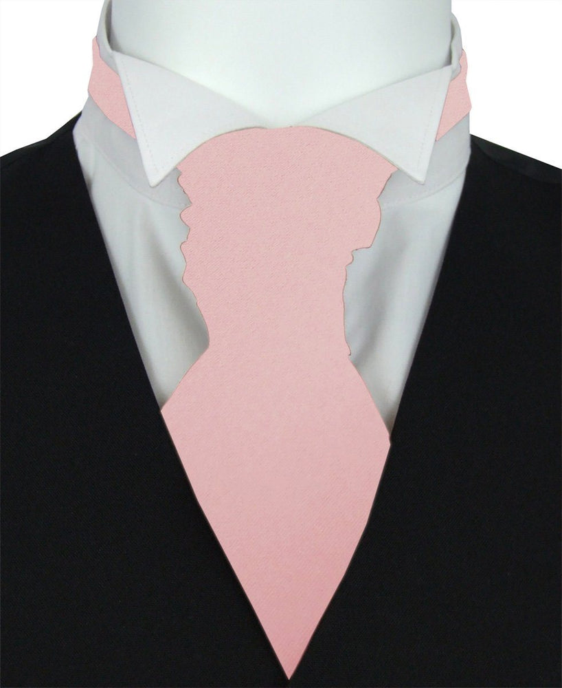 Vintage Rose Pre-Tied Wedding Cravat - Wedding
