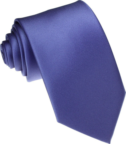 Violet Skinny Wedding Tie - Wedding