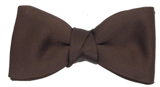 Walnut Boys Bow Tie - Childrenswear