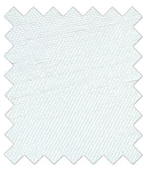 White Shantung Wedding Swatch - Swatch