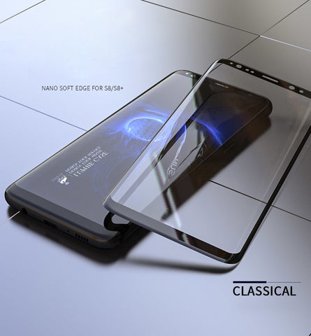 6D EDGE TO EDGE SCREEN PROTECTOR COVER