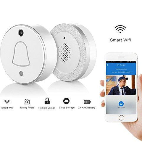 Wireless Mini Smart Doorbell