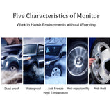 Car Bluetooth Tire Pressure Monitoring System
