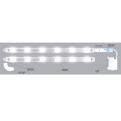 Under Light Motion Activated Accent Lighting Gadjet Mart