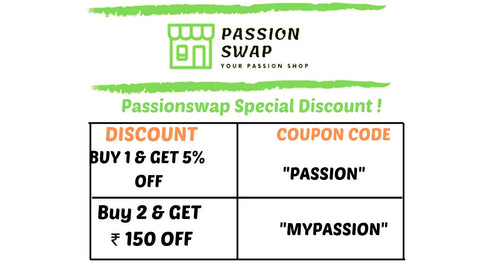 passion swap discount coupon