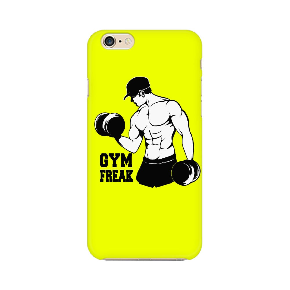 Gym Freak Phone Case - Apple Iphone 6