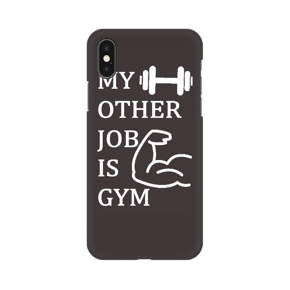 My Other Job Phone Case - Apple Iphone X