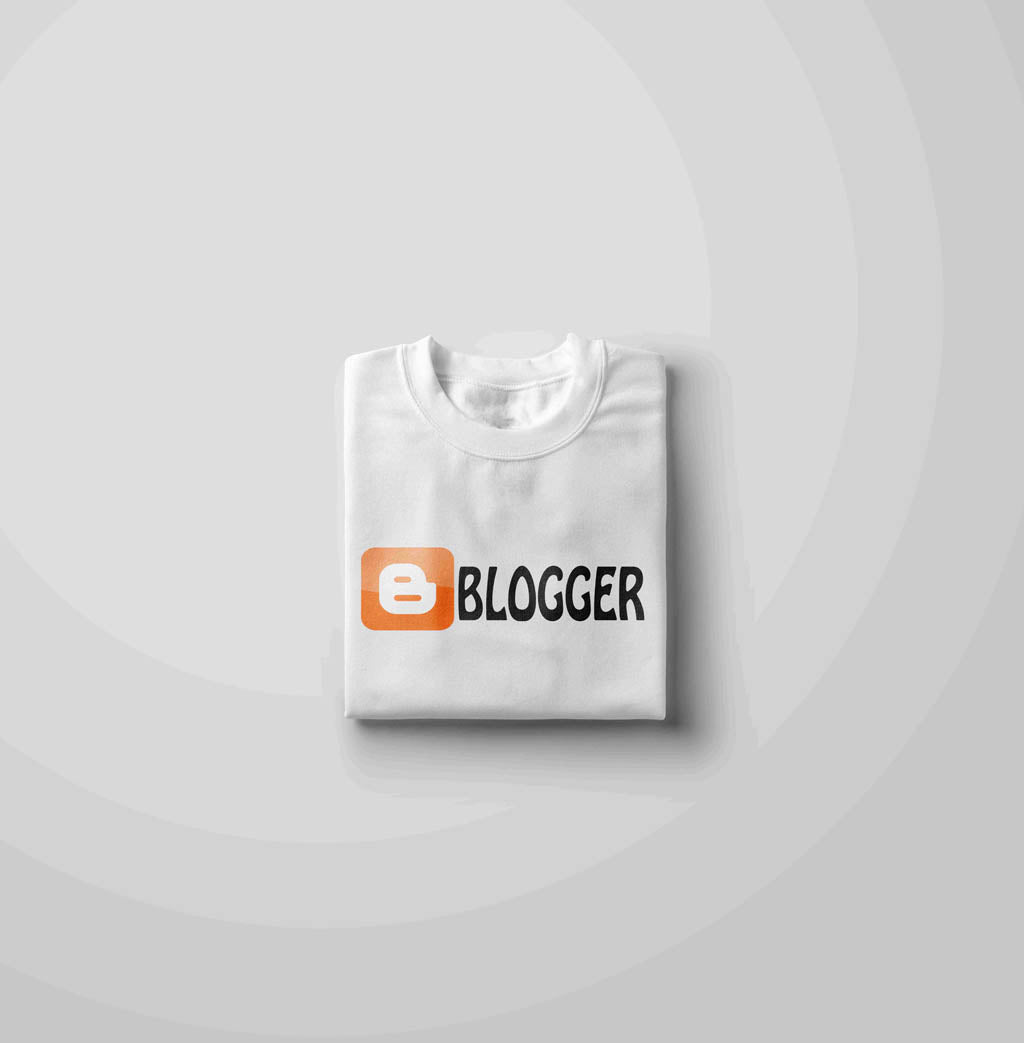 TSHIRT - BLOGGER © - Passion Swap