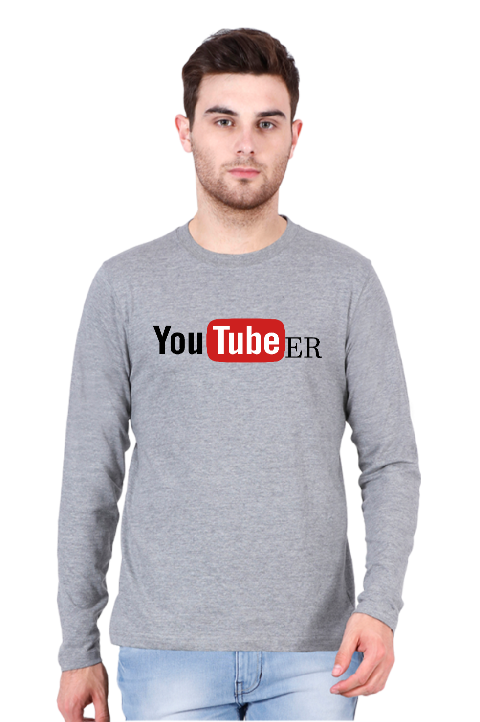 YOUTUBER - FULL SLEEVE T-SHIRT ©