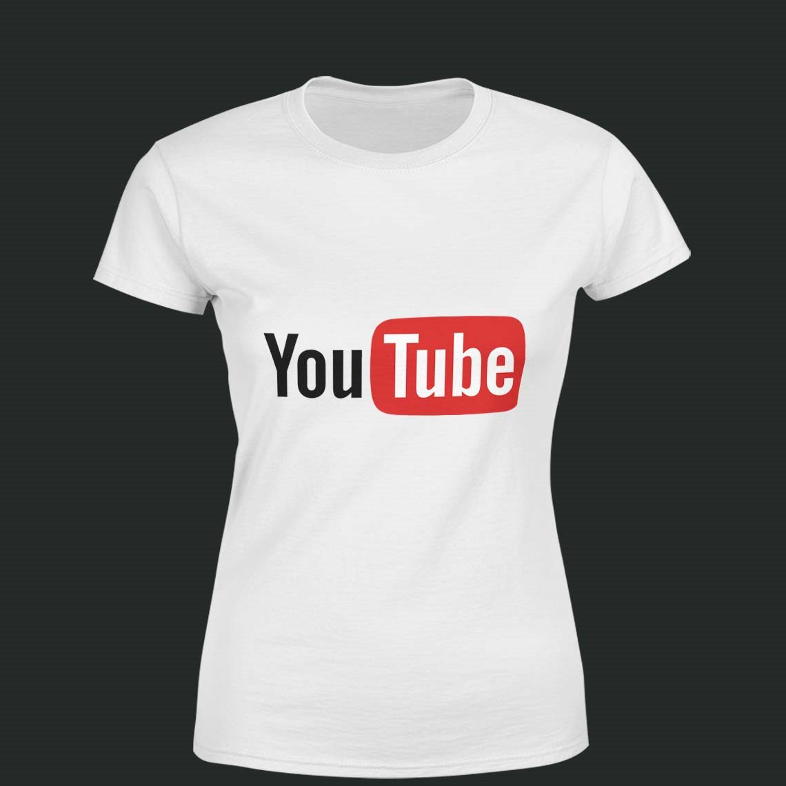 YOUTUBE - WOMEN TSHIRTS © - Passion Swap