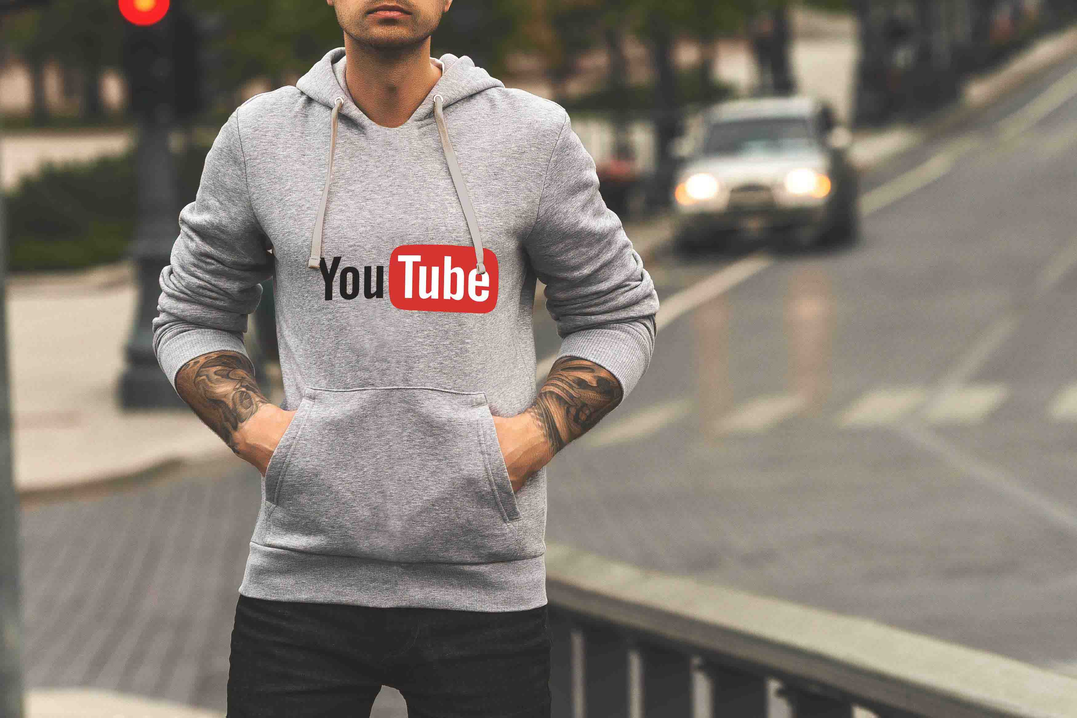 YOUTUBE - HOODIE © - Passion Swap