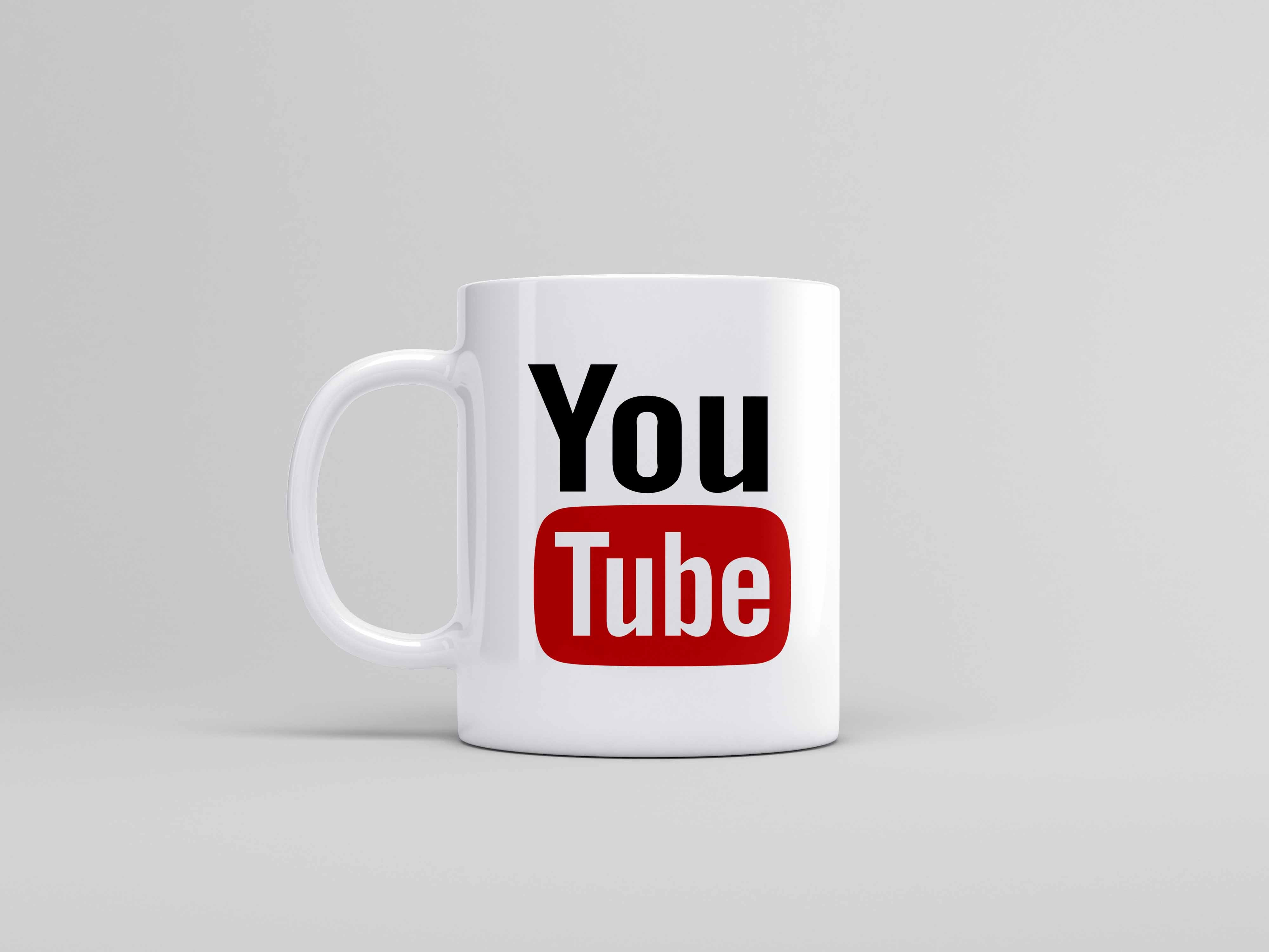 Youtube Mug - For Youtubers