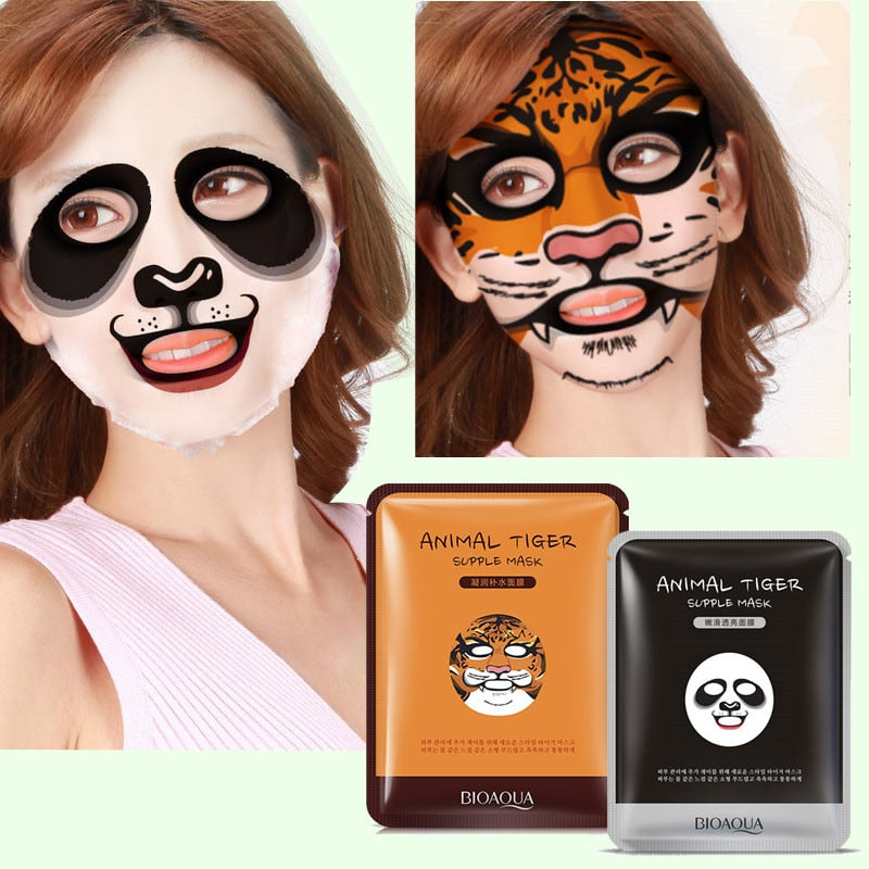 Cute Animal Face Mask