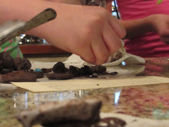 Chocolate Art Class | The Cordial Cherry