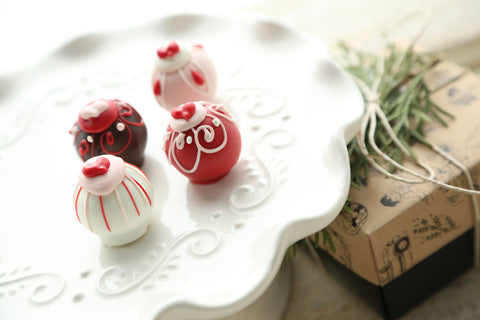 Cordial Cherries ~ Valentine Hearts