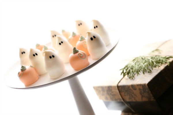16-Piece Pumpkins and Ghosts Cordial Cherries