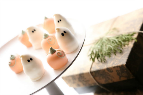 9-Piece Pumpkins and Ghosts Cordial Cherries