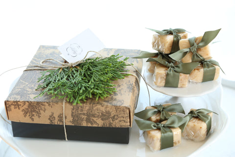 Vanilla Walnut Satin Fudge Gift